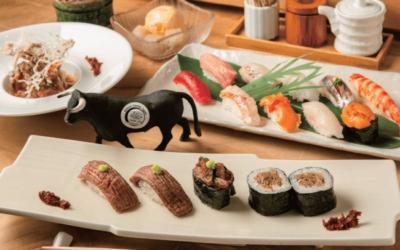 【SUSHI 権八 渋谷】ハラール 寿司コース、3/21(木)より提供開始